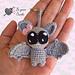 Little Bat (Morceguinha) pattern