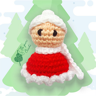 Christmas Crochet-Along Part 1: Santa...   Top Crochet Patterns   320x319