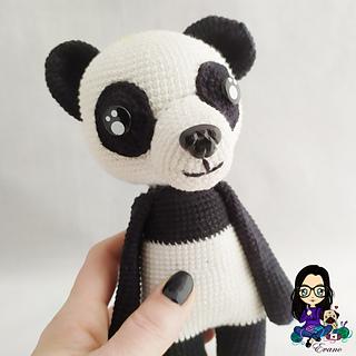 Tuto panda au crochet 1/2 - YouTube | 320x320