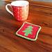 Christmas Tree Coaster pattern