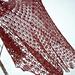 Fancy Fan Shawl pattern