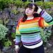 Scrappy Stripes Sweater pattern