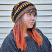 """""""Spark"""" Slouchy Hat pattern"""