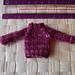 Tiny Sweater Ornament pattern