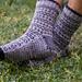 Richard Socks pattern