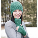 Brigid Hat & Mitts pattern