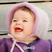 Felt Baby Bonnet (CH12) pattern