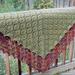Leaf Lace Shawl (S-2010) pattern