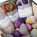 Easter Egg Scatter pattern