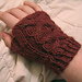 Medallion Mitts pattern