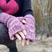 Dream Fingerless Mittens pattern