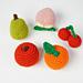 Amigurumi Animal Crossing Fruit pattern