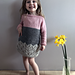 Hipster Sweater Dress pattern