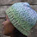 Cable Cubed Hat pattern