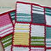 Patch Me a Line Blanket pattern