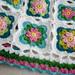 Cottage Garden Blanket pattern