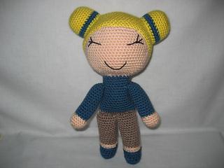 Ravelry: NIN basic doll pattern by Giulia Zeta (With images ... | 240x320