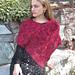 Darjeeling Wrap pattern