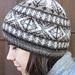 Cascade Caps pattern