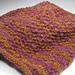 Reverse Seed Stitch Cowl pattern