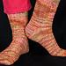 Single Scoop Socks pattern