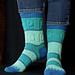 Biscayne Bay Socks pattern