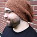 Dorian Slouch Hat pattern