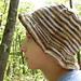Camouflage Hat pattern
