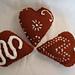 Gingerbread Hearts pattern