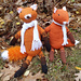 Fredrick, the fox pattern