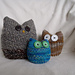 Ollie, the owlet pattern