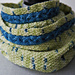 Cable Band Scarf pattern