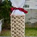 Celtic Weave Wine Gift Bag pattern