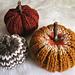 Knit Pumpkins pattern