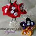 Bougainvillea Hybrid Flower pattern