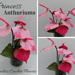 Princess Anthuriums pattern