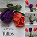 Tulips: Prince & Princess pattern