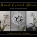 Sparkling Mount Everest Allium pattern
