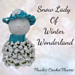 Snow Lady Of Winter Wonderland pattern