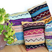 Wonder Woolen Pillow pattern