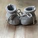 46 / Baby Booties pattern