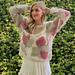 Jardin Pullover pattern