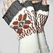 Aurora Fingerless mitts pattern