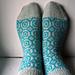 Circle Socks pattern