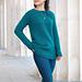 Weekend Snuggle Sweater pattern