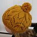 Shetland Lace Cap pattern