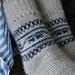 Dormouse Socks pattern