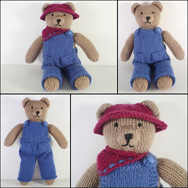 Make Teddy Bear Clothes | 640x640