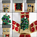 Christmas House pattern