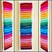 Rainbow Strip pattern